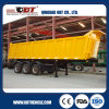 Factory Direct Sale Tri Axle 50t Side Dumper Trailer for Sale