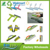 Short Handle Car Cleaning Window Glass Wiper with Silicone Rubber