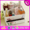 2016 Brand New Wooden Make-up Box, Fashion Wooden Make-up Box, Lovely Make-up Wooden Box, Popular Wood Make-up Box W09e010A