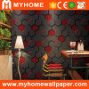 Home Decoration 3D Wallcovering with PVC Waterproof