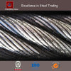 Right-Hand Lang′s Lay (RHLL) Wire Rope (Close-Up)