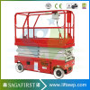 8m to 14m Driveable Self Propelled Man Scissor Lift Platform