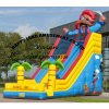 Pirate Man Inflatable High Slide
