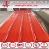 CGCC Zinc Coated Prepainted Corrugated Steel Roofing Sheet