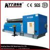 Siemens Motor W11 CNC Plate Rolling Machine