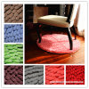 Wholesale Colorful Round Chenille Rug for Chair