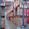 Steel Q235 Solar Racking System for Cold Warehouse
