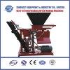 Electric Clay Interlocking Brick Machine (SEI2-25)