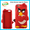 3D Cute Cartoon Shockproof Silicone Phone Case for iPhone