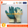 Ddsafety 2017 10 Gauge Cotton Shell Latex Coated Crinkle Finished Safety Working Glove