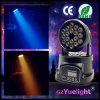 18PCS 3W LED RGB Mini Moving Head LED Light
