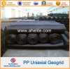 PP Uniaxial Geogrid for Embankment Stabilization