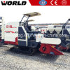 Rice Farm Harvester with Paddy Track