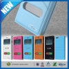 Dual Window PU Leather Skin Folio Case for iPhone 6