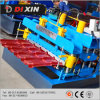 Fully Automatic Glazed Tile Roof Steel Sheet Roll Forming Machine