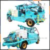 Arm Assembly Cement Slurry Concrete Injector Automatic Working