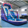 Kids Water Game Inflatable Amusemment Slide/Water Park Inflatable Water Slides