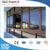 Hight Quality Aluminium Sliding Window with Fly Screen