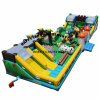 Super Long Giant Inflatable Playground Park