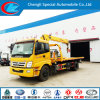 New Condition Foton 4X2 Crane Truck for Export