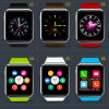 1.54′′ Inch Smart Bluetooth Watch with Heart Rate Monitor
