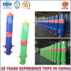 Single Action Multistage Telescopic Hydraulic Tipper Cylinder for Mining Dump Truck