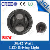 30W/42W High-Low Beam CREE LED Driving Light for Harley Motorcycles