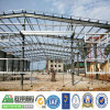 Welded H Section Steel Frame Workshop Building
