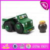 2015 Kids Playing Toys Wooden Toy Truck, DIY Mini Wooden Educational Children Trucks Toy, New Design Baby Wooden Toy Truck W04A164