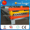 Tensile Thin Barrel Tile Corrugated Sheet Panel Roll Forming Machine