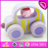 Multi-Functional Small Wooden Car Toys for Kids, Mini Educational Wooden Car Toy for Kids Games W04A177b