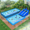 14X15m Inflatable Water Park Design as Per Actual Area