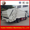 LHD 6m3/6cbm/6 Cubic Meter Garbage Collector Truck
