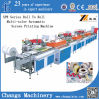 Screen Printer for Ribbon/Satin/Fabric/Non-Woven/Garment Label/PP, PVC, PE, Pet Film (serigrafia) Silkscreen Printing Machine