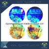 Custom High Quality DOT Matrix Laser Sticker Printing