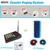 Most Popular Easy to Use Fast Food Restaurants Table Buzzer Guest Paging System