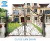 High Quality Crafted Wrought Iron Gate 049