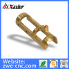 CNC Machining Parts Made of Brass by Forging