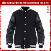 Wholesale Blank Custom Baseball Jacket Leather Sleeves