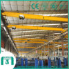 HD Type Single Girder Overhead Crane with Lowhead Room Hoist
