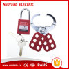 OEM Steel Safety Lockout Hasp Lock