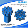Dia. 127mm Top Hammer Percussive Bits with T51 Thread