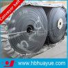 Ep400 Black Rubber Conveyor Belt
