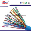 Multi Pairs Telephone Cable Cat3 with 24AWG Copper CCA Conductor