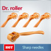 Top Rated Derma Rollers Titanium Needle Dr. Roller 192 Needles for Skin Care