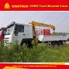 Sinotruk HOWO Truck 6*4 Mounted Crane Truck/Heavy Truck