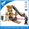 Qt40c-1 Manual Cement Hollow Pot Block Machine with Low Price