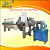 Cotton Cake Filter Press with PP Filter Plate