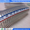 PVC Water Suction Hose with Spiral Steel Wire Reinforced