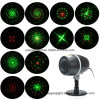 IP44 GS/BS Approval Laser Lighting Motion Pattern Decoration Light